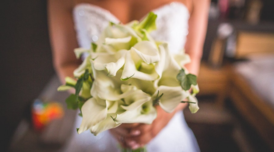 bouquet de mariée, fleuriste Ruy