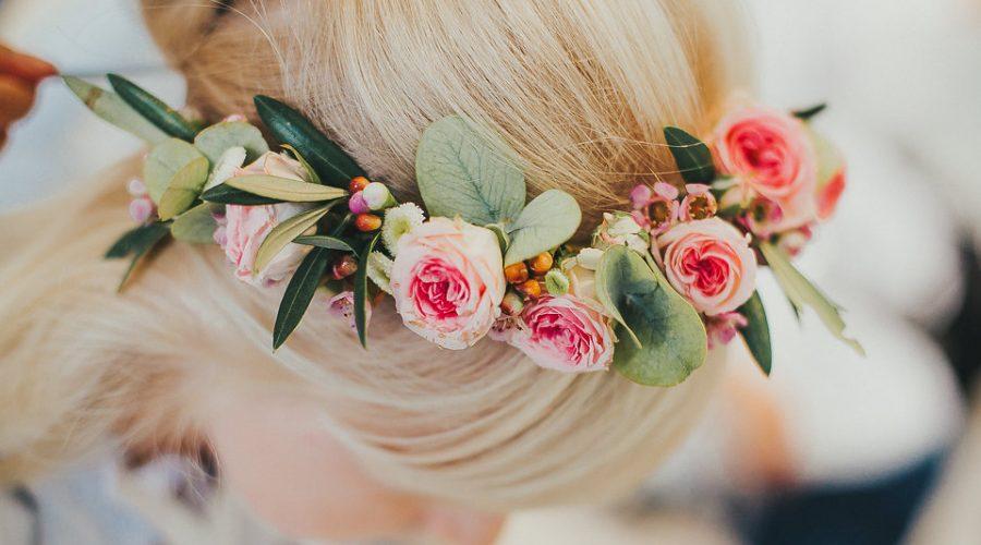 couronne de fleurs, fleuriste à Ruy et à Bourgoin